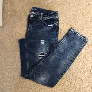 Bundle of 2 pairs of jeans